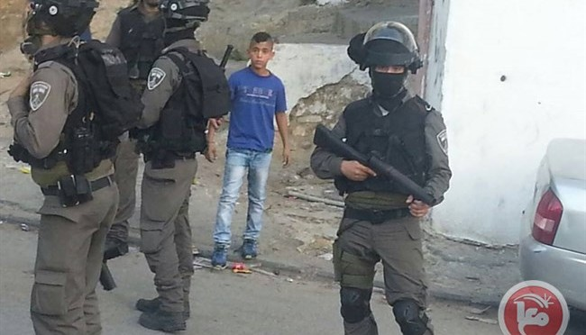 Group: Majority of Jerusalem Palestinians detained in 2015 were minors
