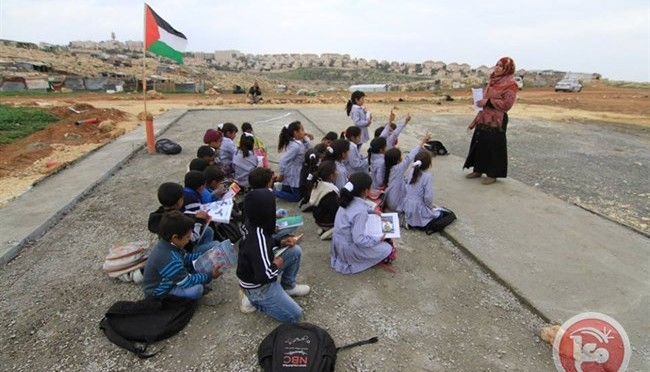 Israeli forces demolish sole school in Bedouin community