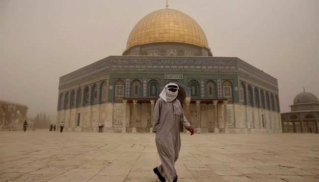 "Arab Information Ministers Choose Jerusalem as "" Arab Media Capital"""