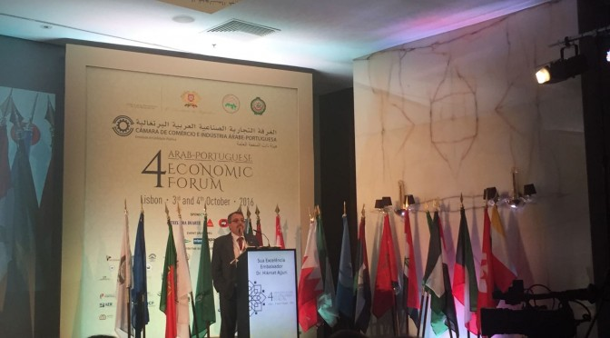 The 4th Arab – Portuguese Economic Forum
