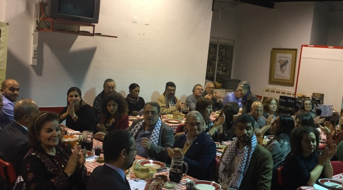 Dinner of Solidarity with Palestine