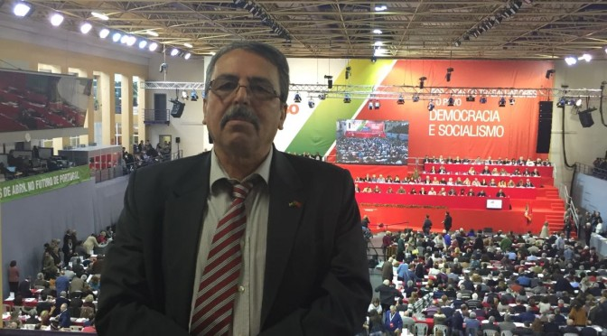 Palestinian Ambassador Participates in the PCP Conference
