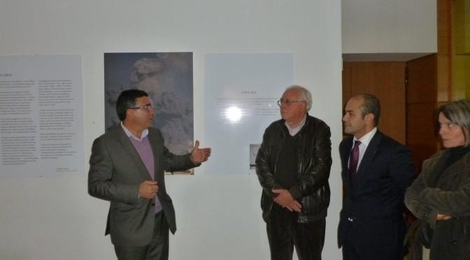 Solidarity with Palestine at the Municipal Library of Pinhal Novo