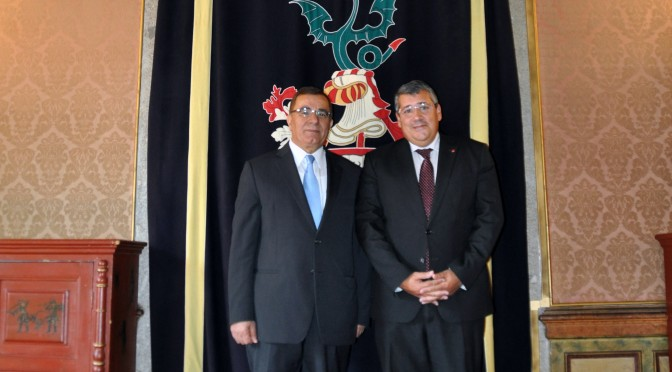 Ambassador visits Minho University