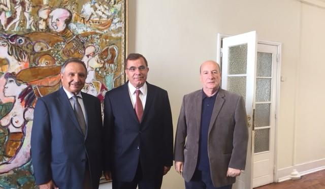 Ambassador visits Lusófona University