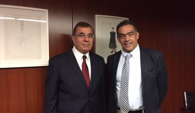 Ambassador visits ISCTE University Institute of Lisbon