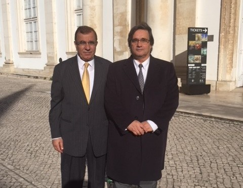 Ambassador visits the University of Coimbra