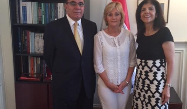 Palestine thanks Paraguai