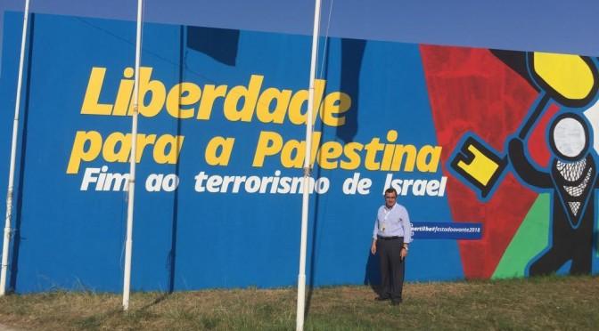Palestine participates in Avante Festival