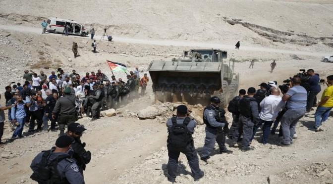 Portuguese Parliament condemns Israel's expulsion of Palestinians from Khan Al-Ahmar