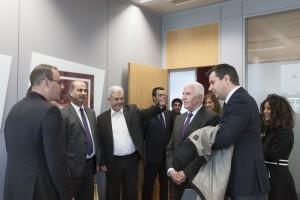 Encontro com a delegacao de deputados da Palestina nos SCCMS  • 18 Dez 2018