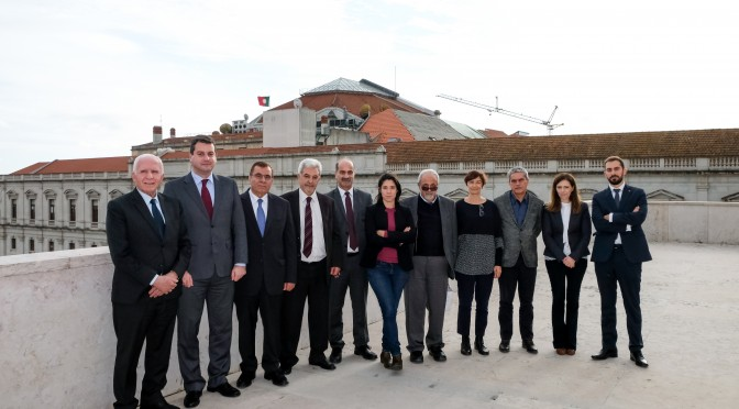 Palestinian-Portuguese Parliamentary Friendship Group visits Portugal