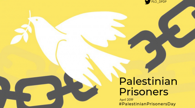 Palestinian Prisoner's Day