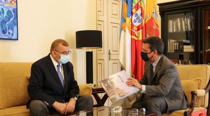 Municipality of Ponta Delegada Receives the Ambassador